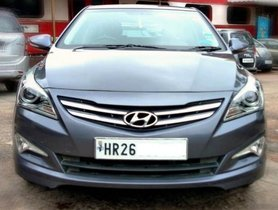 Hyundai Verna 1.6 CRDi AT SX 2015 for sale