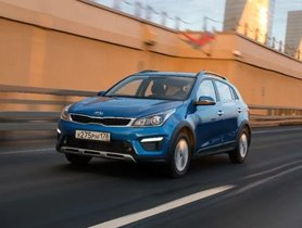 Kia India To Launch A Cross-hatch In India