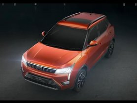 All-new Mahindra XUV300 Colour Options Revealed