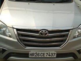 Good as new 2014 Toyota Innova for sale