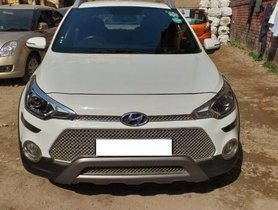 Used Hyundai i20 Active car 2017 for sale at low price