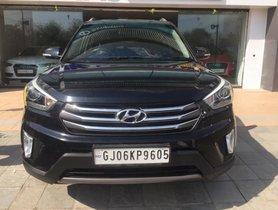 Used Hyundai Creta car 2017 for sale at low price