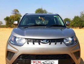 Mahindra KUV100 G80 K4 Plus 5Str 2018 for sale