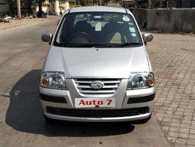 Used Hyundai Santro Xing 2014 car at low price