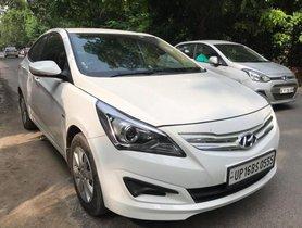 Hyundai Verna VTVT 1.6 AT EX 2017 for sale
