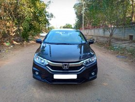 Honda City i-VTEC CVT ZX 2017 for sale