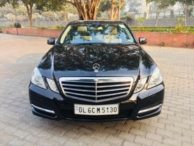 Used Mercedes Benz E Class 2013 car at low price