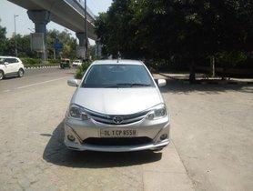 Toyota Platinum Etios Diesel TRD Sportivo 2013 for sale