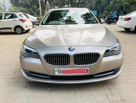 2013 BMW 5 Series for sale at low price