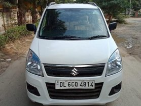 Used Maruti Suzuki Wagon R 2017 car at low price