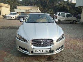 Used Jaguar XF 2.2 Litre Luxury 2013 for sale