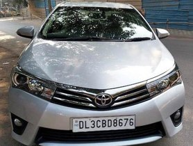 Toyota Corolla Altis GL MT 2015 for sale