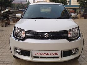 2017 Maruti Suzuki Ignis for sale at low price