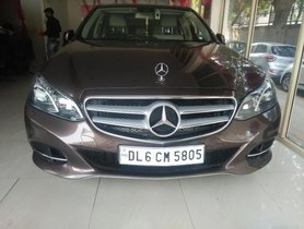 2013 Mercedes Benz E Class for sale