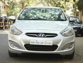 Hyundai Verna SX CRDi AT 2012 for sale