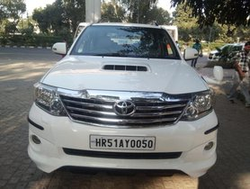 Toyota Fortuner 4x2 AT 2013 for sale