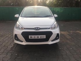 Used Hyundai Grand i10 1.2 Kappa Sportz 2018 for sale