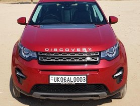 Used Land Rover Discovery Sport TD4 SE 2016 for sale