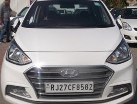 Hyundai Xcent 1.2 CRDi SX Option 2017 for sale