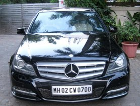 2011 Mercedes Benz C Class for sale at low price