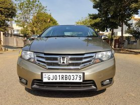 Used Honda City 1.5 V AT 2013 for sale