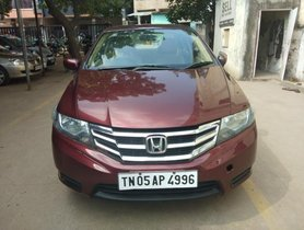 Honda City 1.5 E MT 2012 for sale