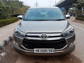 Toyota Innova Crysta 2.7 ZX AT 2017 for sale