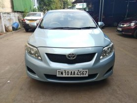 Toyota Corolla Altis Diesel D4DG 2010 for sale