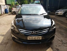 Used 2015 Hyundai Verna for sale