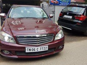 Mercedes Benz C Class 2009 for sale