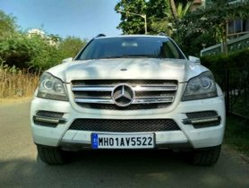 Mercedes-Benz GL-Class 350 CDI Luxury 2010 for sale