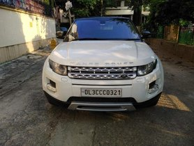 Land Rover Range Rover 2.2L Pure 2013 for sale
