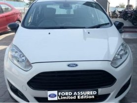 Used Ford Fiesta 2016 car at low price