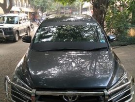 Used Toyota Innova Crysta car at low price