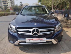 2017 Mercedes Benz GLC for sale at low price