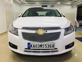 Used Chevrolet Cruze car 2013 for sale at low price