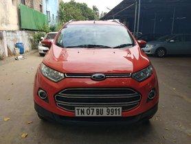 Ford EcoSport 1.5 DV5 MT Titanium Optional 2013 for sale