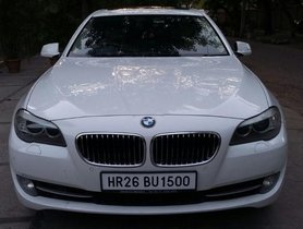 BMW 5 Series 530d Highline Sedan 2012 for sale