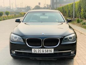 2010 BMW 7 Series for sale at low price