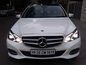Mercedes-Benz E-Class E250 CDI Launch Edition 2015 for sale