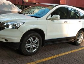 Used Honda CR V car 2010 for sale at low price