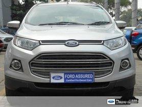 Ford EcoSport 1.5 Diesel Titanium Plus 2015 for sale