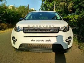 Used Land Rover Discovery Sport 2016 car at low price