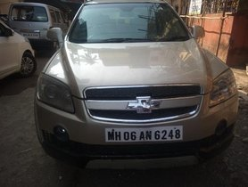 Used Chevrolet Captiva 2008 car at low price