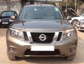 Used Nissan Terrano 2013 car at low price