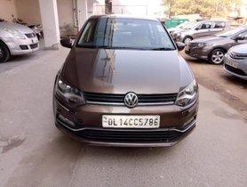 Volkswagen Polo 1.2 MPI Highline 2016 for sale