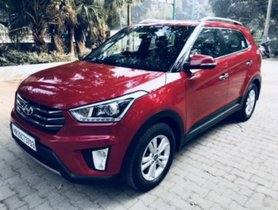 Hyundai Creta 1.6 CRDi AT SX Plus 2015 for sale