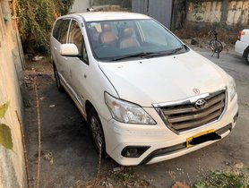 Toyota Innova 2.5 G (Diesel) 7 Seater 2015 for sale