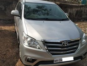 Toyota Innova 2.5 VX (Diesel) 7 Seater 2014 for sale