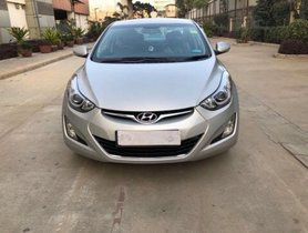 Used Hyundai Elantra 2015 car at low price
